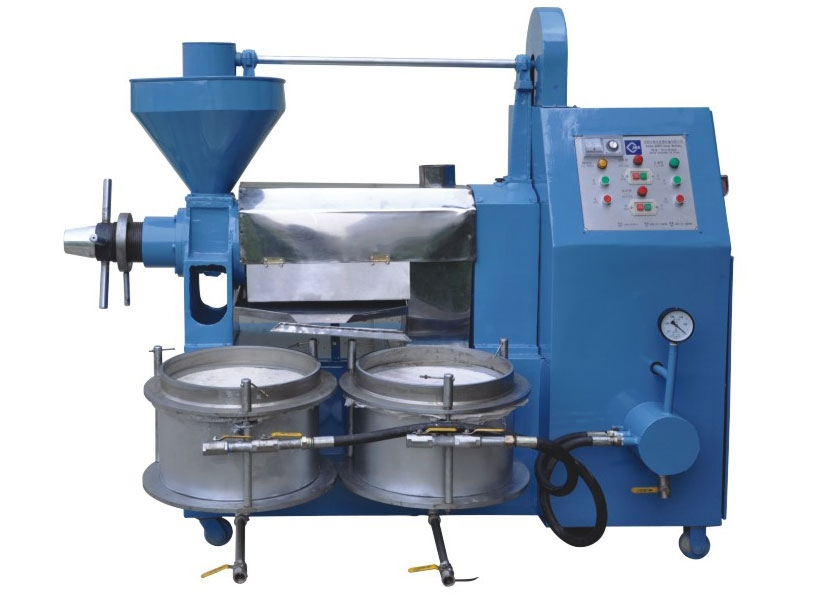 YZS-80A oil press
